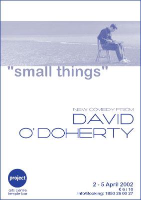 Small Things - David O'Doherty
