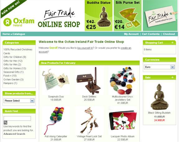 c86ab83ac812bc Oxfam Ireland Fair Trade Online Shop – Jean O Brien