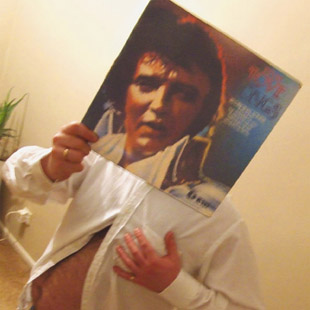 Sleeveface Poster