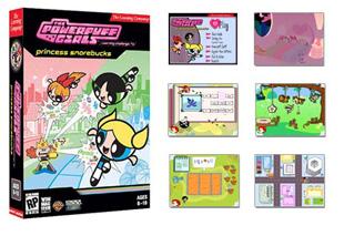 Powerpuff Girls: Princess Snorebucks