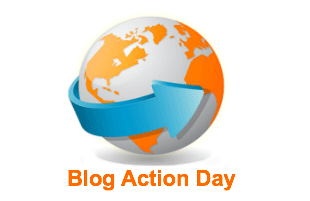 Easy ways to take action on Blog Action Day