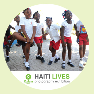 Oxfam's Haiti Lives Exhibition