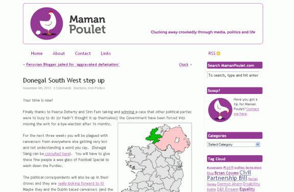 MamanPoulet.com
