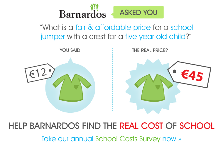 Barnardos School Survey 2011