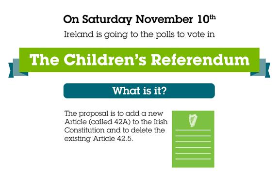 Children's Referendum Infographic