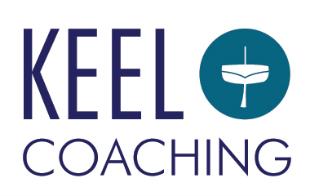 Keel Coaching Website & Logo