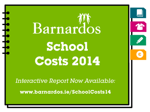 Interactive Report on School Costs for Barnardos