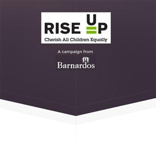 Rise Up for Children: Barnardos Advocacy Campaign Site