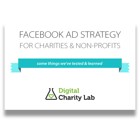 Facebook Ad Guides for Non-Profits
